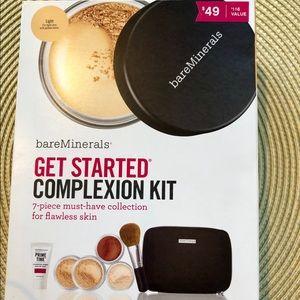 NEW Bareminerals complexion starter kit (light)